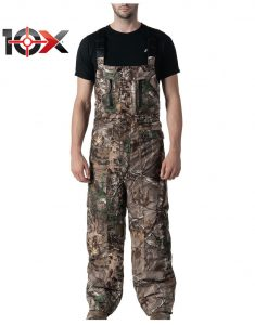 10x Hooded insulated coverall photo