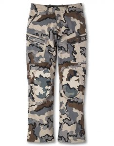 chinook pants just above chinook jacket facts