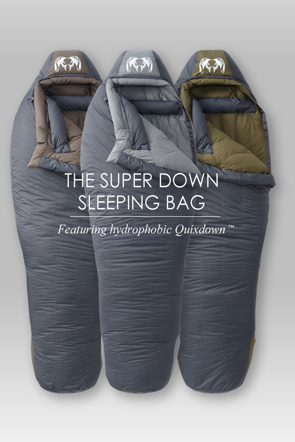 down bag 2