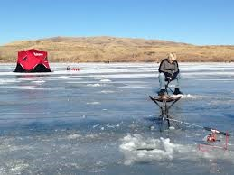 Ice Fishing for trout tips