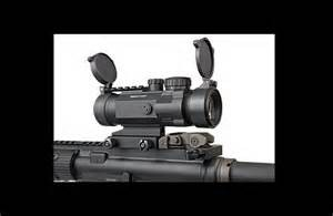 Primary Arms prism 4x AR Scope