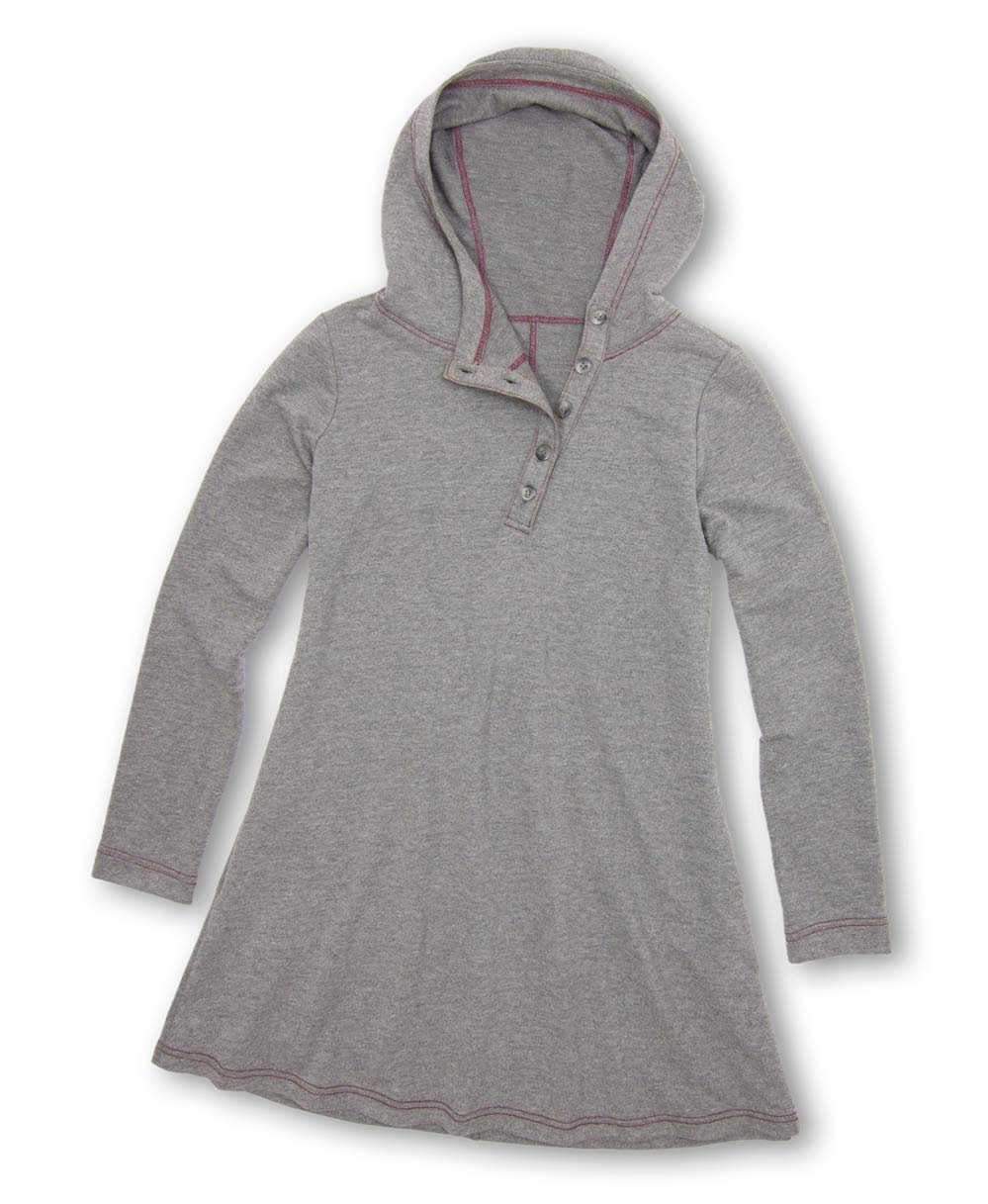 Purnell French Terry Hooded Women's Tunic review