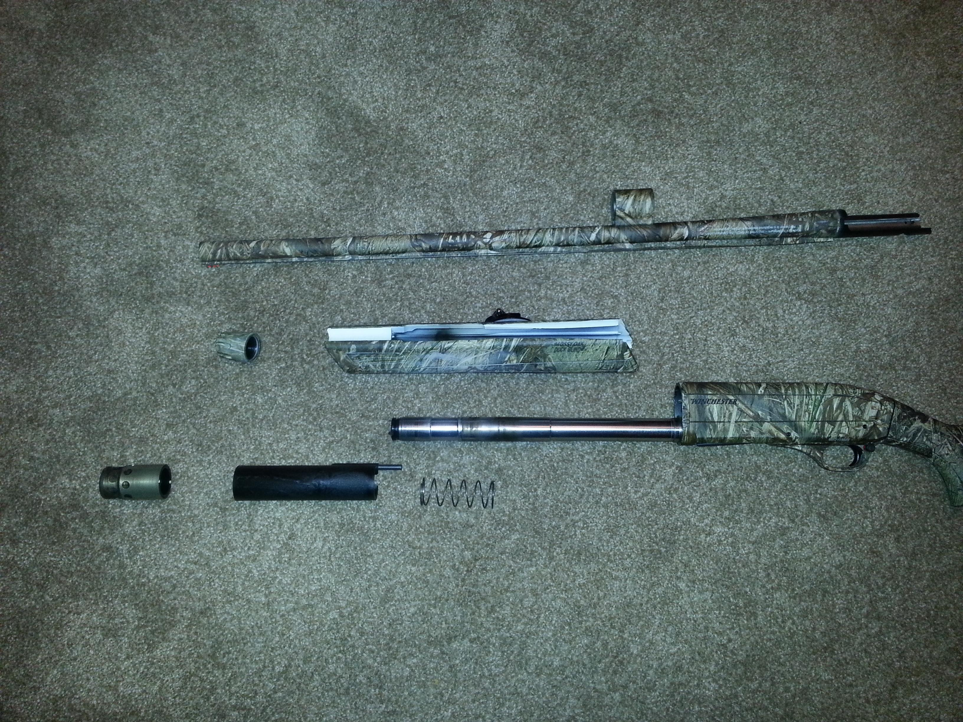 Winchester SX3 Shotgun Review