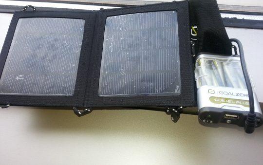 Goal Zero Solar Panel Review