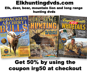 Black Friday Hunting VIDEO BLOWOUT