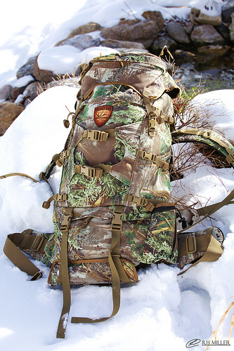 Crooked Horn Outfitters High Country Extreme II Back Pack Review