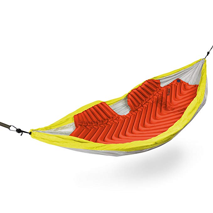 Klymit Insulated Hammock V Sleeping Pad and Pillow X Large