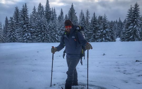HELLY HANSEN ODIN System and Lifa Baselayer