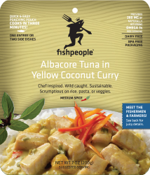 Fishpeople Gourmet Food Pouches Review
