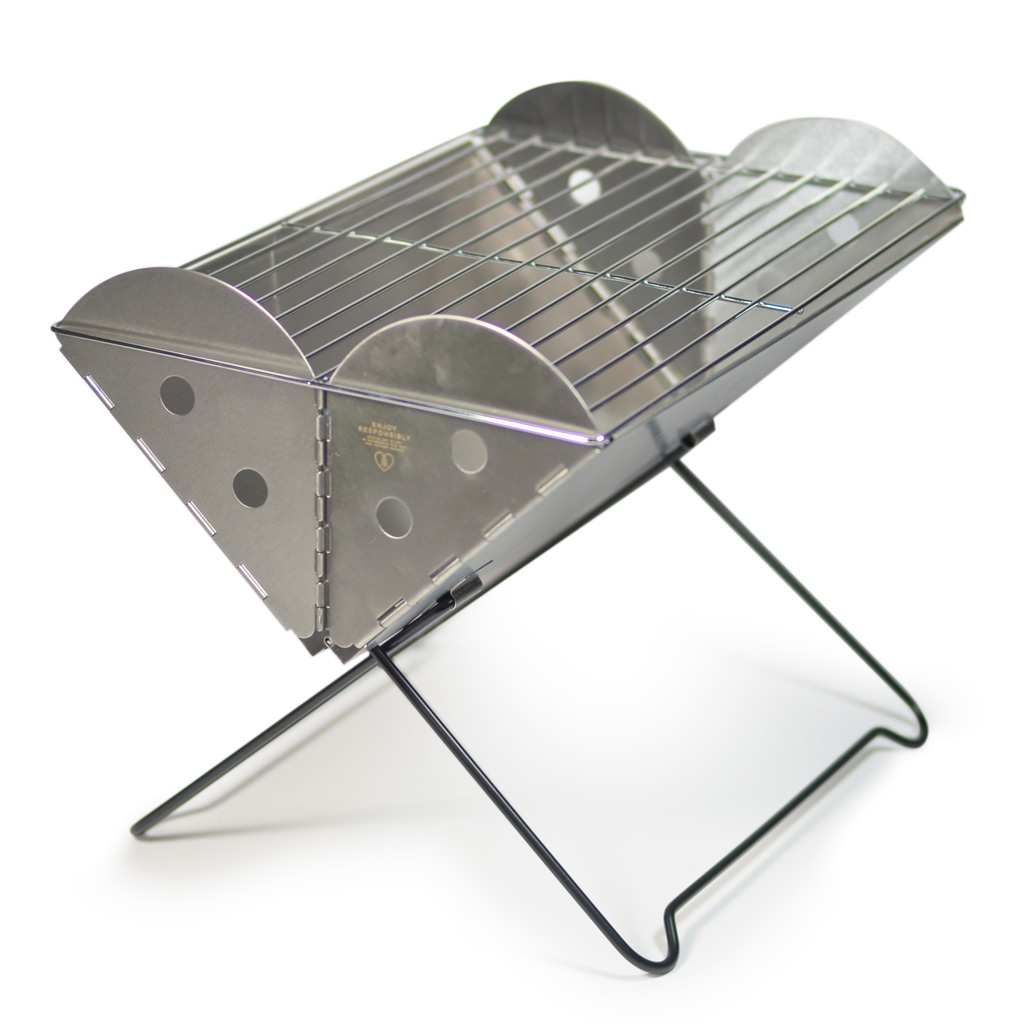 Flatpack Grill and Firepit & Behemoth Sweetfire Matches by UCO Gear