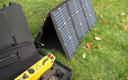 Aspect Solar, Solar Power Pack Pro 60 Review