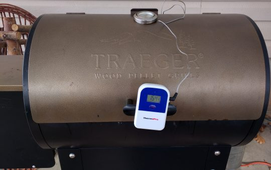 ThermoPro TP-11 300 feet Range Wireless Food Thermometer Review