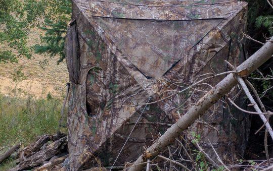 Browning Phantom Hunting Blind Review