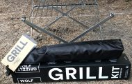 Wolf and Grizzly Grill M1 Edition Kit