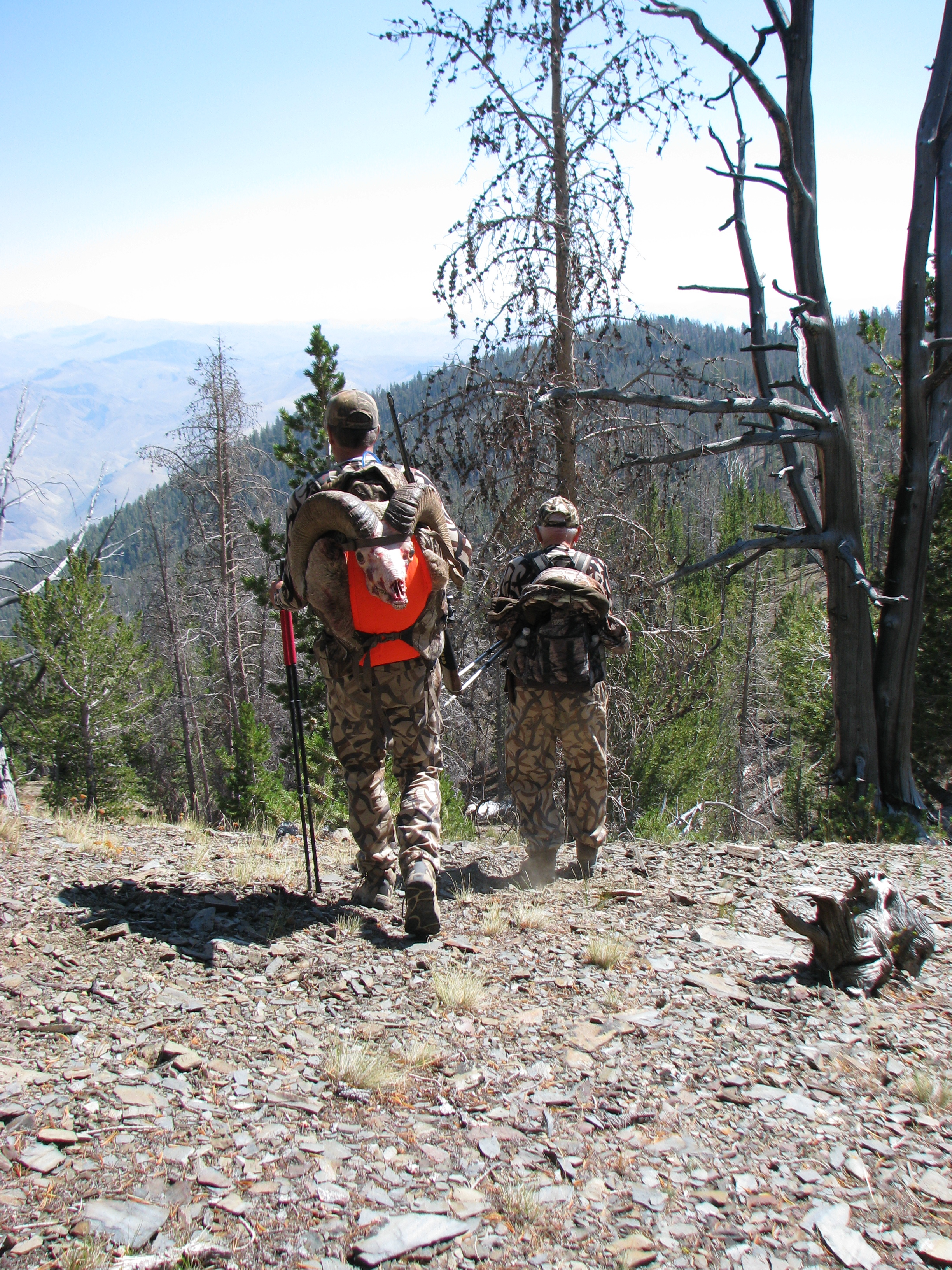 Dealing with Back Issues in the outdoors