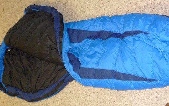 Marmot Sawtooth 3 Season Down Sleeping Bag