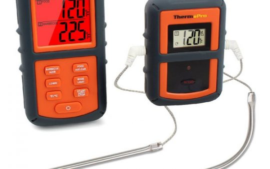 ThermoPro Tp-08 Digital Wireless Thermometer dual Temperature review