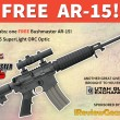 Win a Bushmaster AR-15