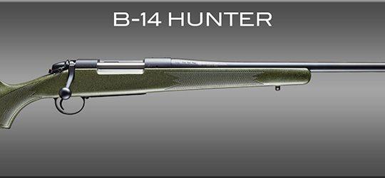 Bergara B14 Hunter Rifle Review Synthetic stock 6.5 Creedmoor
