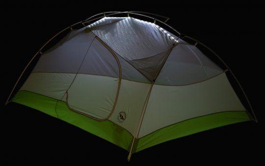 Big Agnes MTN GLO Rattlesnake 3 Tent Review, best 3 man tent