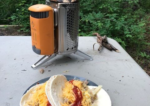BioLite CampStove and phone charger review