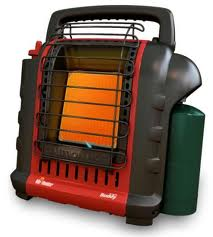 Mr. Heater Portable Buddy Heater for Tents Review