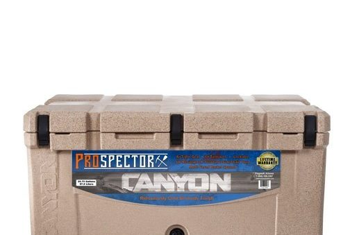 Canyon Coolers Prospector 103 review