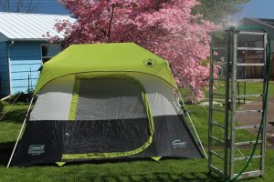Coleman Instant Family Tent Review