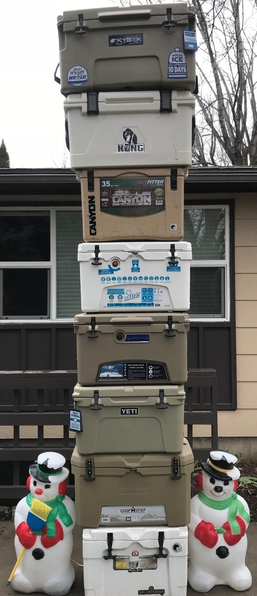 Best Cooler comparison and review