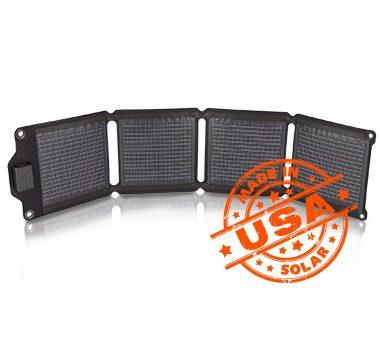 EnerPlex Kickr IV Solar Panel by Aspect Solar Review