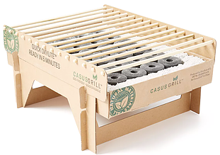 Casus Grill BIODEGRADABLE Single Use Grill