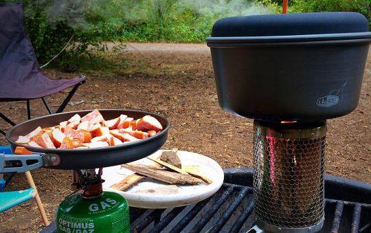 GSI Pinnacle Camper Cooker Review