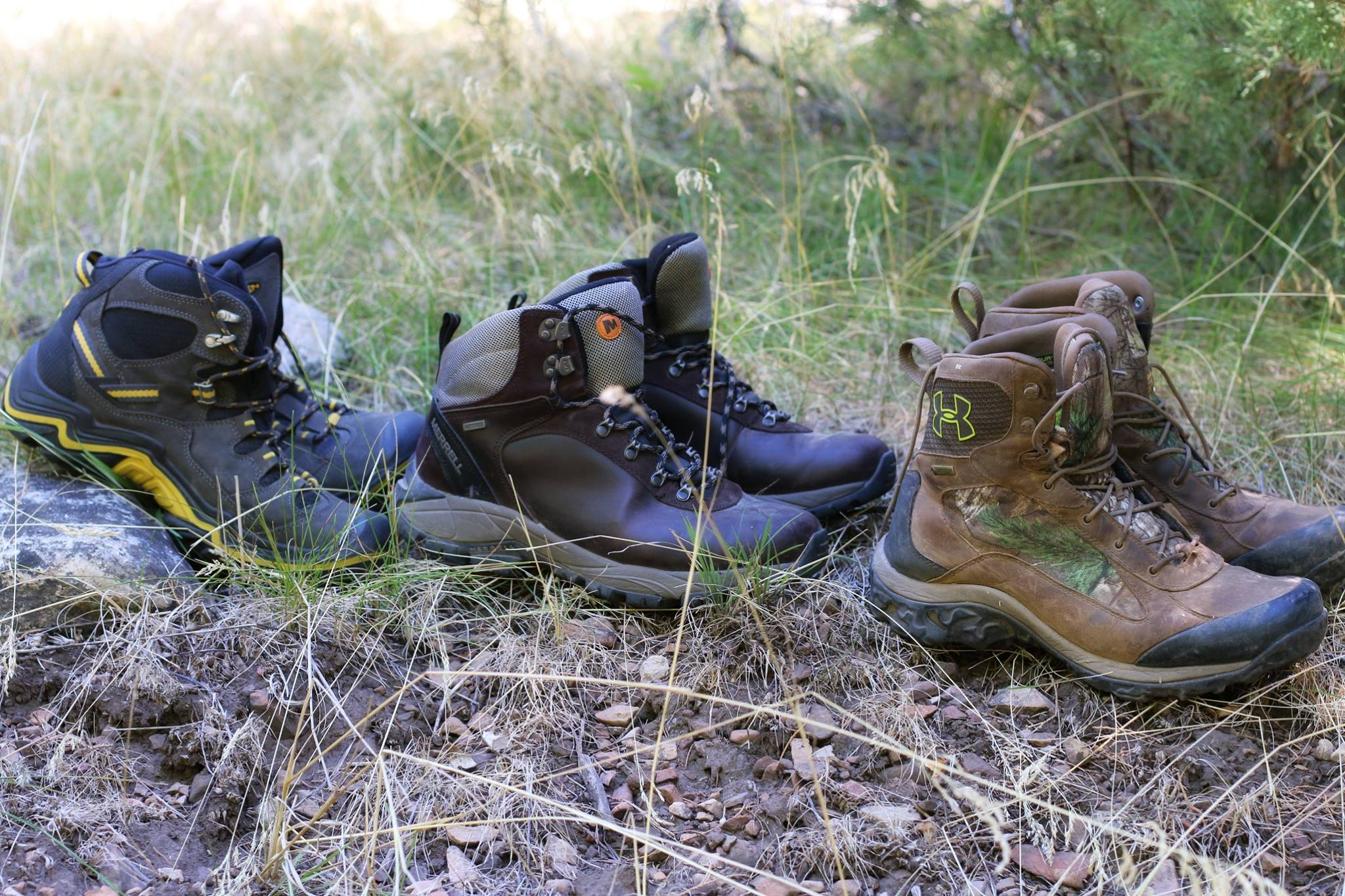 Best Hiking and Hunting Boot for $100 to $150 Keen, Merrell, and Under Armour review