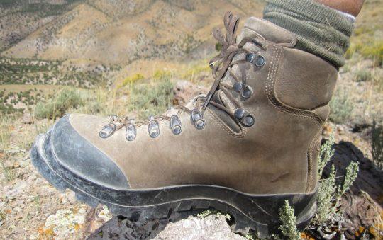 Kenetrek Desert Guide Boot Review