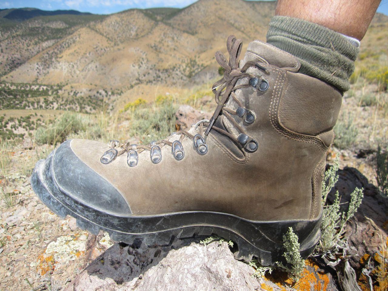 Kenetrek Desert Guide Non-Insulated Hiking Boot