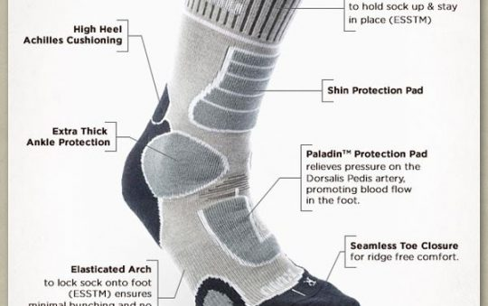 KUIU Ultra Merino Wool Sock Review