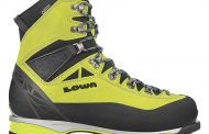 Lowa Alpine Expert GTX boots.