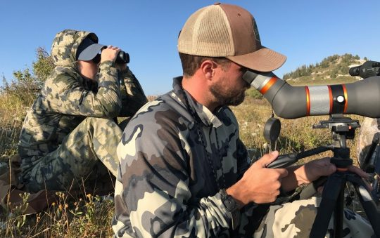 Maven S1A Angled spotting scope review