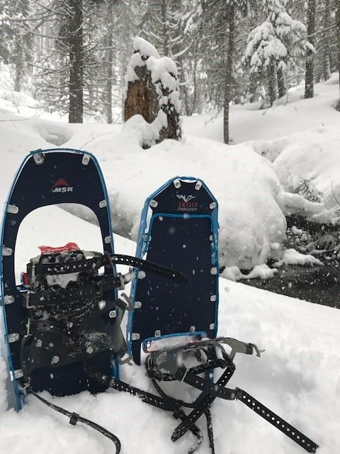 MSR Lightning Ascent Snowshoe Review