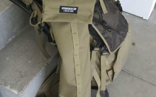 OUTDOORSMANS Tripod Bag Review