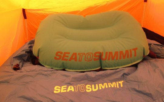 Sea To Summit Ultralight Aeros Pillow Review