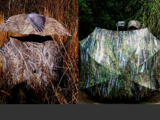 Elk Mountain Portable Hunting Blind / Decoy Review