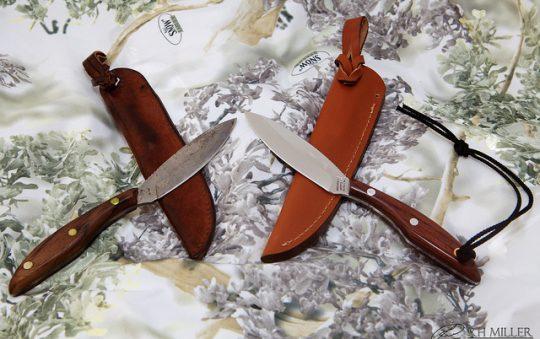 D.H. Russell Belt Knife Review