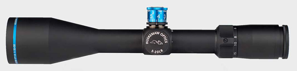 Huskemaw Blue Diamond 5-20-50