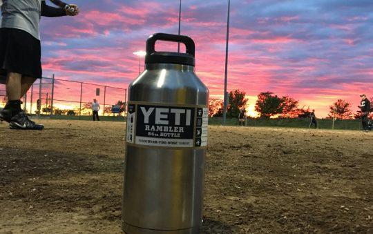 Yeti Rambler 64 oz Drink Bottle review
